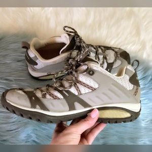 Merrell Siren Song Elephant/Pink Hiking Shoes